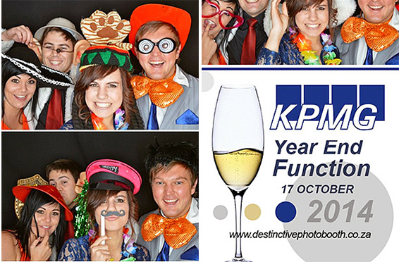 KPMG Photo Booth